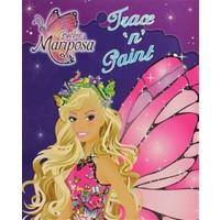 Barbie Mariposa: Trace 'n' Paint