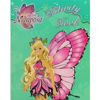 Barbie Marıposa: Activity Book