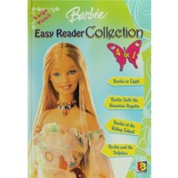 Barbie Easy Reader Collection 4 in 1 (Green)