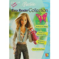 Barbie Easy Reader Collection 4 in 1 (Blue)