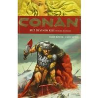 Conan Cilt 1: Buz Devinin Kızı ve Diğer Hikayeler