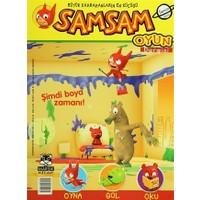 Samsam Oyun Dergisi Sayı: 12 (2011/02)