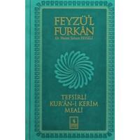 Feyzü'l Furkan Tefsirli Kur'an-ı Kerim Meali (Orta Boy Termo)