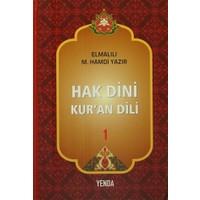 Hak Dini Kur'an Dili (10 Cilt Takım)
