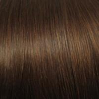 Hairens® Yarım Ay Gerçek Doğal Çıt Çıt Saç Çikolata Kahverengi 150gr.
