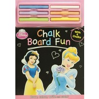 Disney Princess : Chalk Board Fun