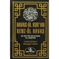 Havas-ul Kur'an Kenz-ül Havas (1-4 Cilt Birarada)