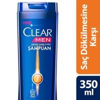 Clear Şampuan Saç Dökülmesine Karşı Etkin 350 ml