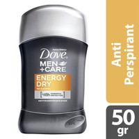 Dove Men Deodorant Stick Energy Dry 50 gr