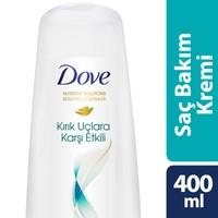 Dove Saç Bakım Kremi Kırık Uçlara Karşı Etkili 400 ml