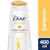 Dove Şampuan Besleyici Bakım Kuru Saçlar İçin 400 ml