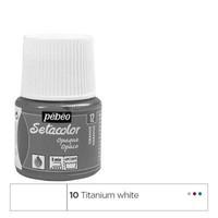 Pebeo 295/10 Setacolor Opaque Örtücü Kumaş Boyası
