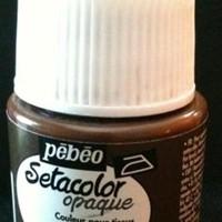 Pebeo 295/53 Setacolor Opaque Örtücü Kumaş Boyası