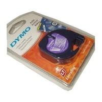 Dymo Plastik Etiket Şeffaf 12268 - S0721530