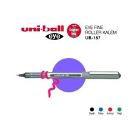 Uni-Ball Ub-157 Pembe Eye Fine 0.7 Kalem