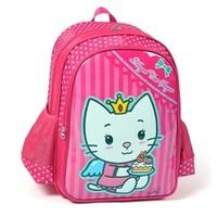 Yaygan 23011 Angel Cat Sugar Okul Çantası