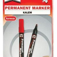 Pritt Permanent Kırmızı Kesik Uçlu Kalem 893251