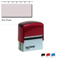 Mobi Stamps Print M 60 Kaşe
