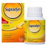 Supradyn All Days Multivitamin Mineral Ve Koenzim Q10 30 Tablet