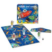 Orchard Roketler Ve Kuyrukluyıldızlar (Rockets & Comets) Oyunu