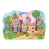 Orchard Kurabiye Ev (3-6 Yaş / Puzzle)