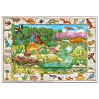 Orchard Dinazorların Dünyasına Yolculuk (5-9 Yaş / Kutu Oyunu)
