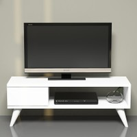 Hepsiburada Home Maya Tv Sehpası Beyaz