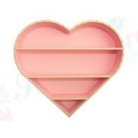 Kalp Raf - Pembe
