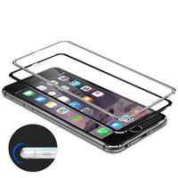 Iphone 6 Plus/S Gri 3D Curve Fit Kavisli Cam 5,5 Ekran cin27gr