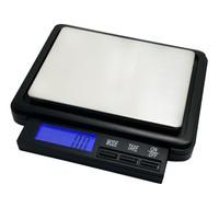 Dijital Hassas Cep Terazi 2000 gr./0.1 gr. Ekranlı Tartı thr129