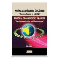 Afrika'da Bölgesel Örgütler