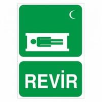 """Modülerteknik """"Revir"""" 25X35cm"""