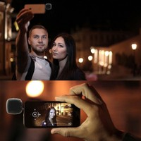 16 Led Selfie Extra Flash (Telefon Flash Güçlendirici) cin04