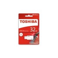 Toshiba 32Gb Usb 3.0 U303 Akatsuki Mini Beyaz Thn-U303W0320E4