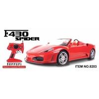 1:10 Ferrari F430 Spider 8203 U.K Araba