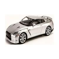 1:14 Nissan GT-R R35 Silver U.K Araba