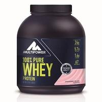 Multipower Whey Protein 100% 2000 Gr Çilek
