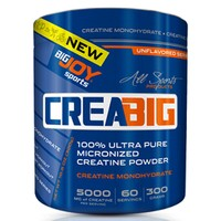 Bigjoy Crea Big Micronized Creatine Powder 300 Gr