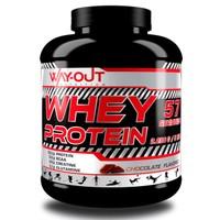Way-Out Nutrition Whey Protein 2280g. Çikolata Aromalı