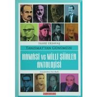 Tanzimat'tan Günümüze Hamasi ve Milli Şiirler Antolojisi