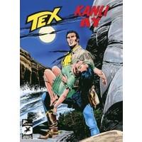 Tex Yeni Seri 24: Kanlı Ay - Zalim Charvez