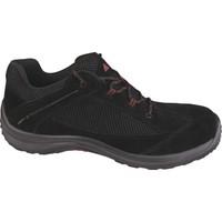 Delta Plus Ayakkabı Süet Siyah Kompozit Burunu + Kompozit Tabanlı S1P Viagi