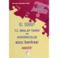 Karekök SBS 8. Sınıf T.C. İnkılap Tarihi ve Atatürkçülük Soru Bankası