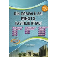 Din Görevlileri MBSTS Hazırlık Kitabı