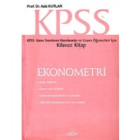 KPSS Ekonometri (Kılavuz Kitap)