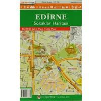 Edirne Sokaklar Haritası