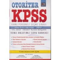 Otoriter KPSS Kamu Personeli Seçme Sınavı Konu Anlatımlı Soru Bankası