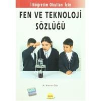 Fen ve Teknoloji Sözlüğü