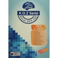 K.O.Z Serisi YGS Matematik 2. Kitap