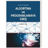 Algoritma ve Programlamaya Giriş